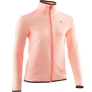 Trainingsjacke S500 Gym Kinder koralle