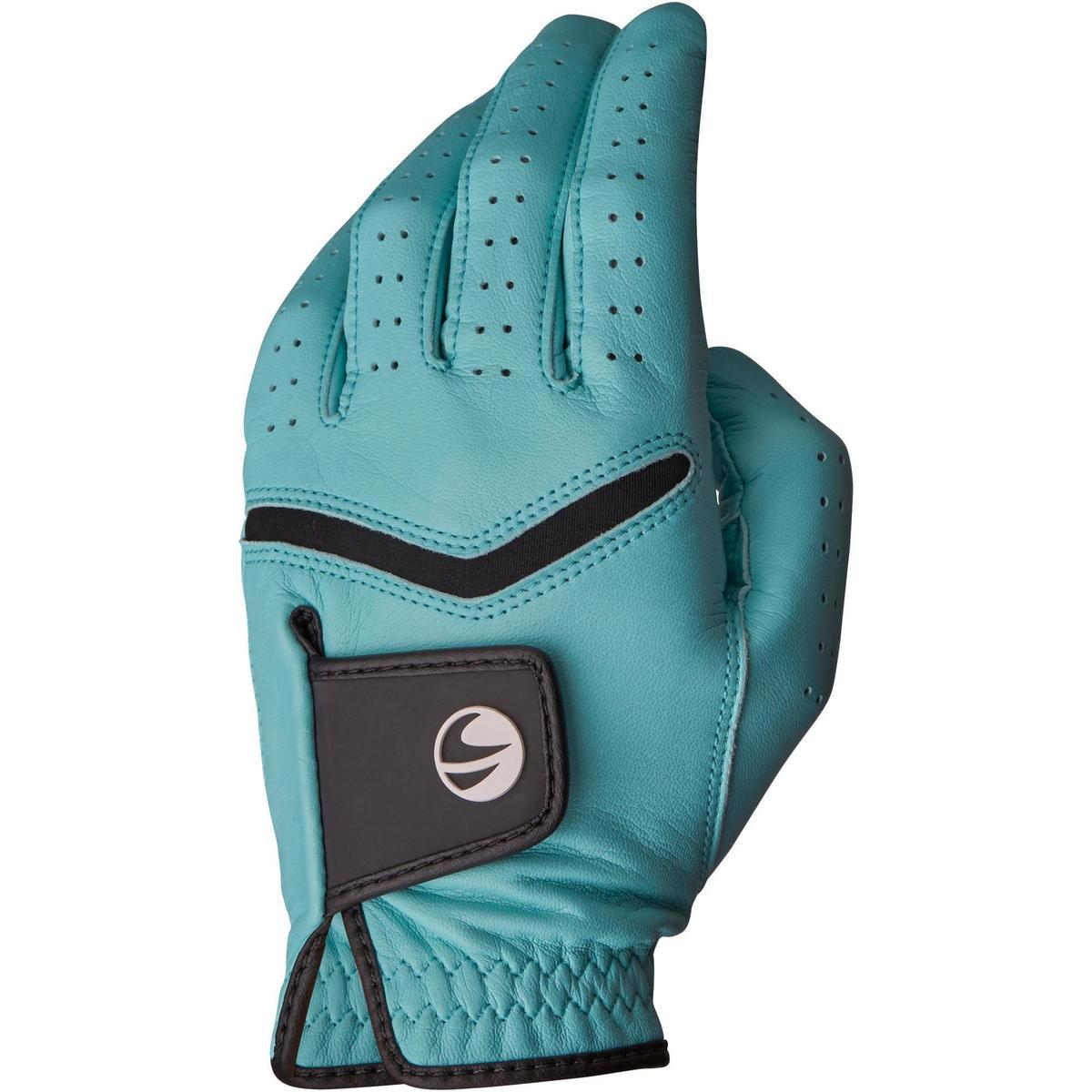 Bild 3 von Golfhandschuh 500 Rechtshand (für die linke Hand) Damen blau