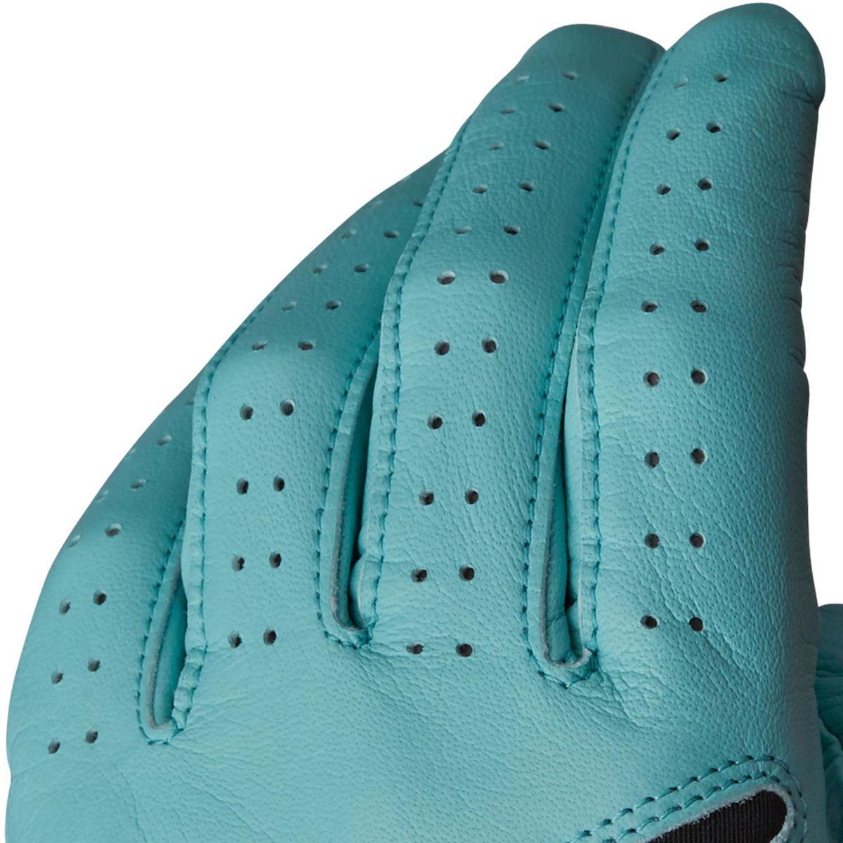 Bild 5 von Golfhandschuh 500 Rechtshand (für die linke Hand) Damen blau