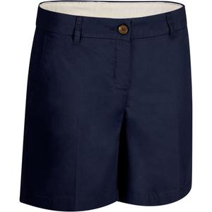 Golf Bermuda Shorts 500 Damen marineblau