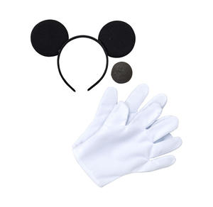 Mäuse-Set zum Verkleiden, 3-teilig