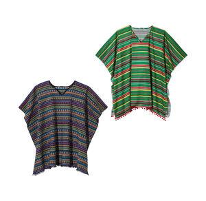 Poncho-Kostüm für Erwachsene in verschiedenen Ausführungen
