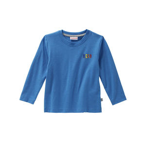 Liegelind Baby-Jungen-Shirt mit kleinem Aufdruck