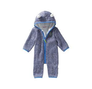 Liegelind Baby-Jungen-Overall mit Kapuze