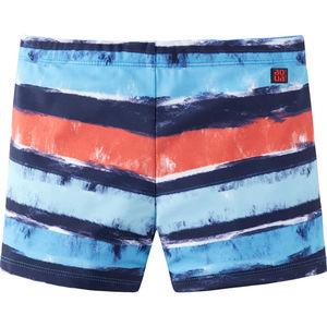 Schiesser Jungen Badehose Aqua Miami, gestreift