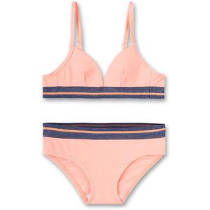 Sanetta Mädchen Bikini, unterlegt