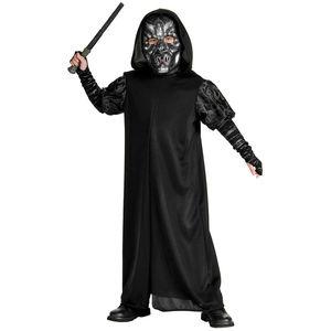 Maskworld Harry Potter Todesser-Kostüm, Gr. 116