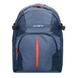 Samsonite Rewind Rucksack 44 cm Laptopfach, storm blue