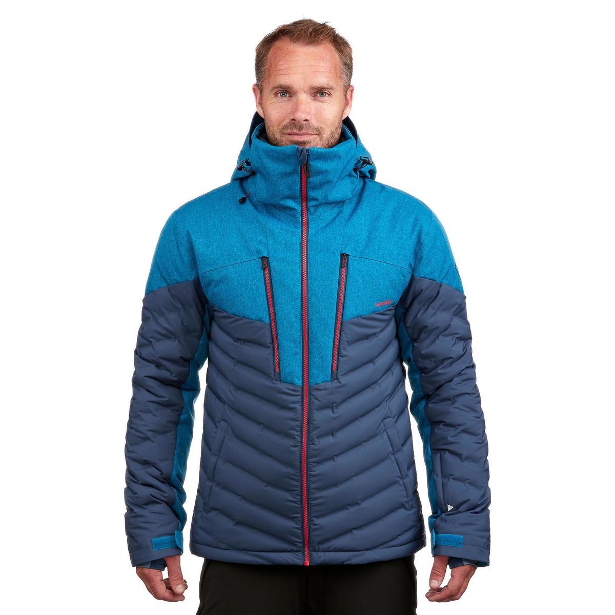 Bild 3 von Skijacke Piste 900 Warm Herren marineblau