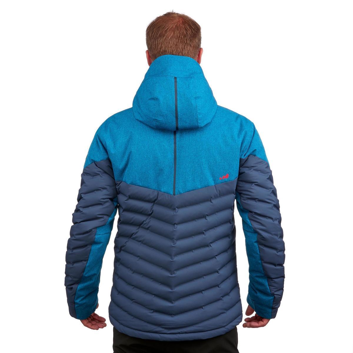 Bild 5 von Skijacke Piste 900 Warm Herren marineblau