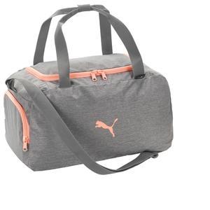 Sporttasche XS Fitness grau/hellrot