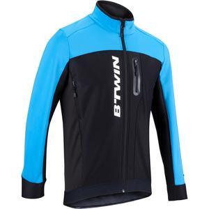 Fahrradjacke 900 Radsport Herren schwarz/blau
