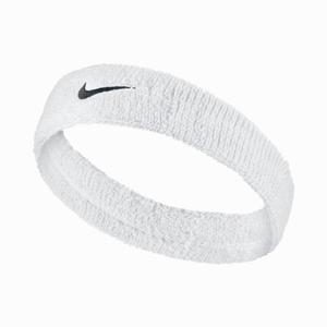 Stirnband Frottee Tennis Racketsport weiß