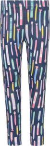 Leggings mit Stiften Gr. 104 Mädchen Kleinkinder