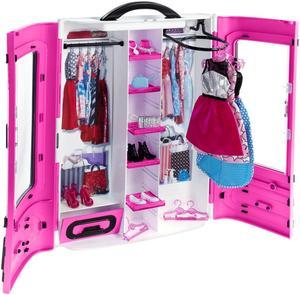 Barbies Kleiderschrank
