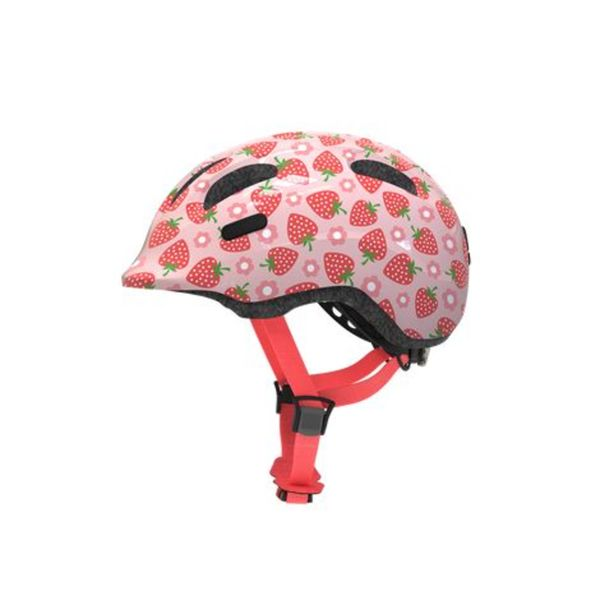 ABUS   Fahrradhelm Smiley 2.1 rose Strawberry