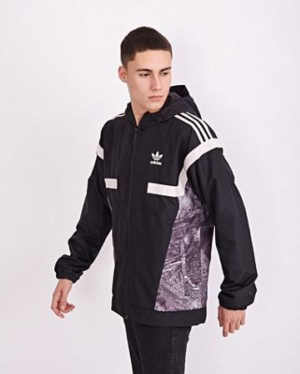 adidas Br8 Over The Head Windbreaker - Herren Jackets