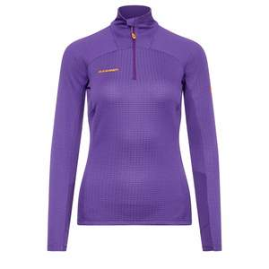 Mammut Moench Advanced ML Half zip Longsleeve Frauen - Funktionsshirt