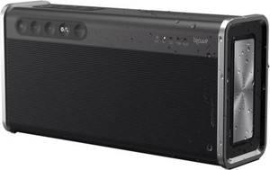 Creative iRoar Go Bluetooth® Lautsprecher SD, NFC, spritzwassergeschützt, USB Schwarz