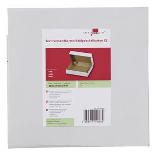 Smartbox Textilversandkarton/Stülpdeckelkarton XS - 2 Stück