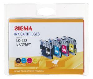 Sigma Tintenpatronen Multipack B14
