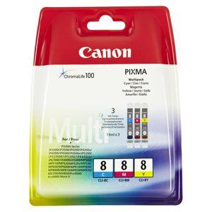 Canon Tintenpatronen Multipack CLI8