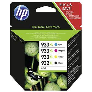Hp Tintenpatrone 932XL/933XL Multipack