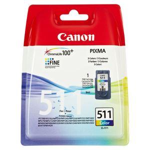 Canon Tintenpatrone CL 511 Color