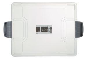 Tarrington House Unibox Deckel XL Transparent
