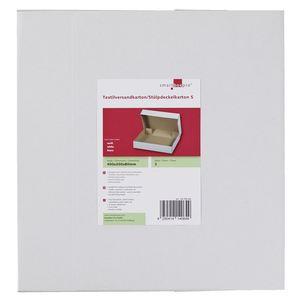 Smartbox Textilversandkarton/Stülpdeckelkarton S - 2 Stück