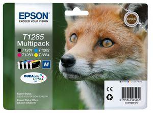Epson Tintenpatrone T1285 Multipack