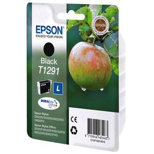 Epson Tintenpatrone T129140 Black Schwarz