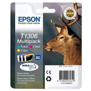 Epson Tintenpatrone T1306 Multipack