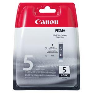 Canon Tintenpatrone PGI 5BK