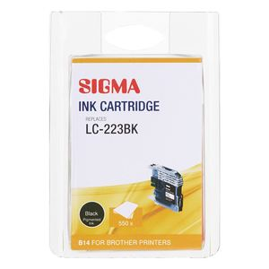 Sigma Ink Cartridge B14 Schwarz