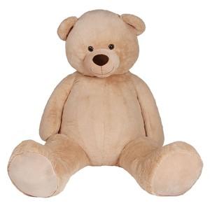 Riesen Teddybär, Stofftier 2 m, braun, XXXL
