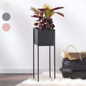 Blumenkasten auf Stand klein, verschiedene Farben
