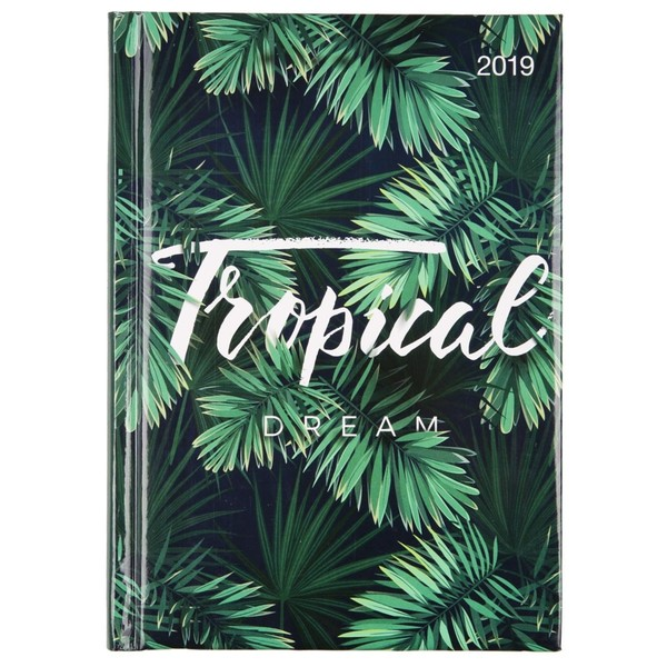 Motivbuchkalender, Tropical Dream, DIN-A5