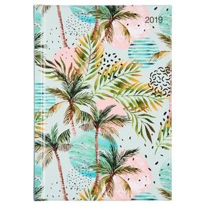 Motivbuchkalender, Tropic Flow, DIN-A5