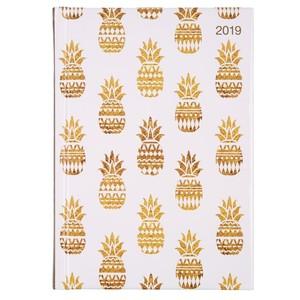 Motivbuchkalender, Ananas, DIN-A5