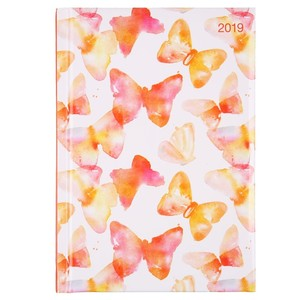Motivbuchkalender, Butterfly, DIN-A5