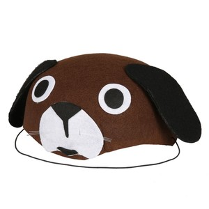 Karnevals Tierkappe, Hund