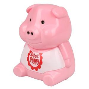Diätschweinchen, Kühlschrank, mit Sound