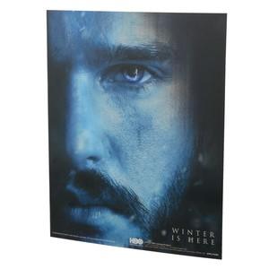 3D-Wandbild, Game Of Thrones, 20,5 x 25,5 cm