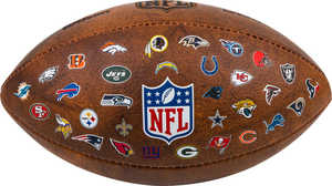 WILSON  							American Football »NFL Junior Throwback«