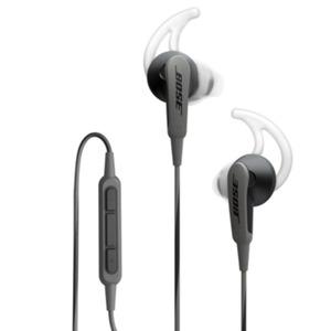 BOSE SoundSport In Ear Kopfhörer Schwarz (iOS)