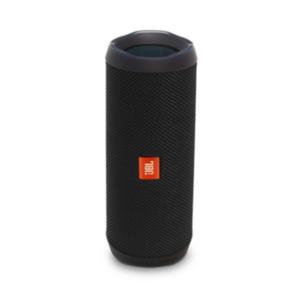 JBL Flip4 Bluetooth Lautsprecher schwarz