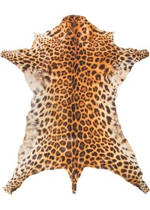 Leopardfell (synthetisch)