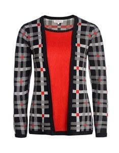 Malva - Pullover mit Knopfleiste