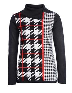 Malva - Intarsien-Pullover